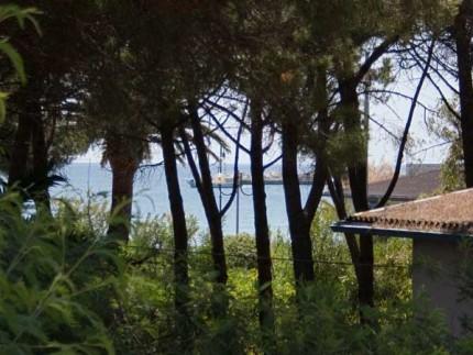 Casa Marina, Isola d'Elba,vista dal terazzo