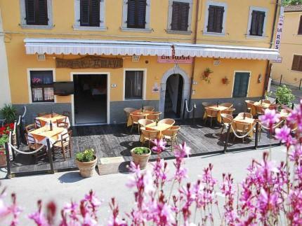 Hotel La RosaSan Piero - Isola d'Elba esterno