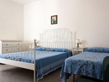 Appartamento Carola a Marina di Campo, camera tripla