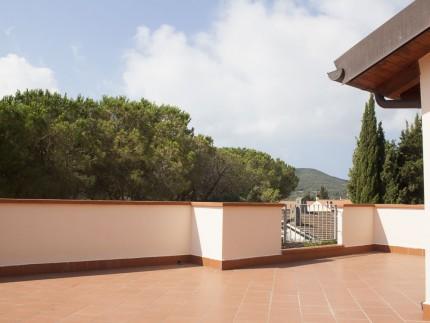 Villetta Filippo, Casa Vacanza a Marina di Campo, Terrazza della camera