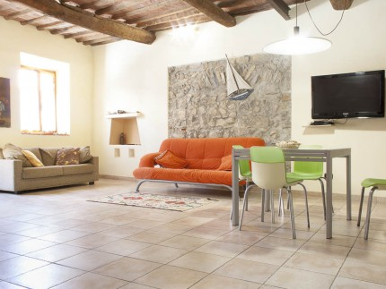 Appartamenti Isola d'Elba Monolocale Caterina Divani