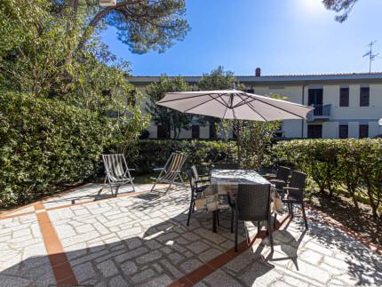 Apartment Gabbiano 3, holiday accomodation on Elba Island, External area