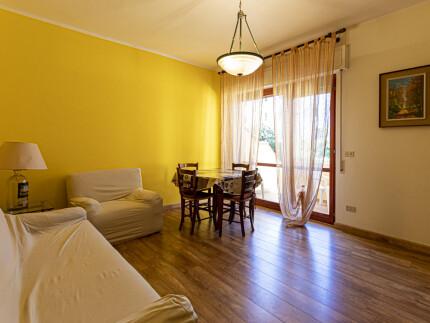 Liliana, Dreizimmerwohnung auf der Insel Elba, Wohnzimmer