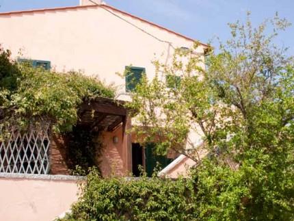 La Pila Piano Primo, appartamento per vacanze all'Isola d'Elba, esterno