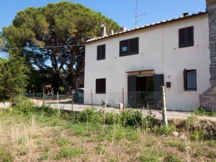 Holiday apartment Il Pino on Elba Island, outide