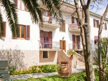 Casa Anna a Marina di Campo, esterno