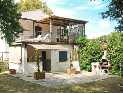 Casa Lucia a Marina di Campo, esterno