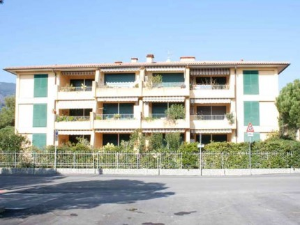 Il Girasole Holidays apartment Elba Island, Front view