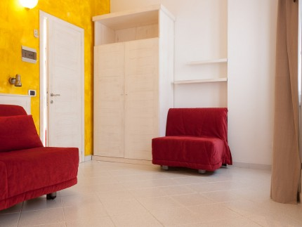 Bartolomea 5, Holiday apartment in Elba Island, armchair-bed