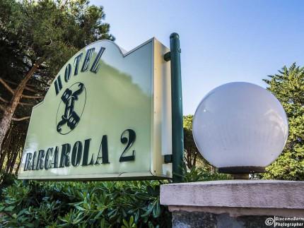 Hotel Barcarola 2a Marina di Campo insegna