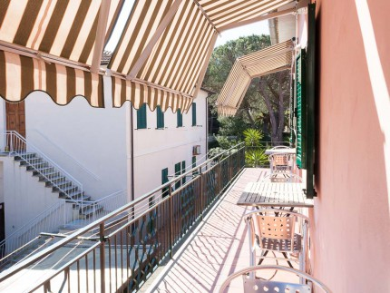 Bartolomea 6, Holiday apartment in Elba Island, External area
