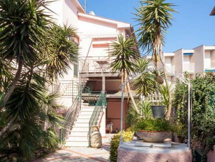 Bartolomea 9, Urlaub Wohnung auf der Insel Elba, Fassade