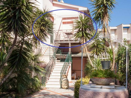 Bartolomea 7, Holiday apartment in Elba Island, external view