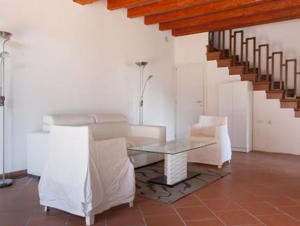 Villetta Filippo, Casa Vacanza a Marina di Campo, Soggiorno con divani