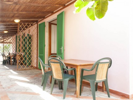 Bartolomea 12, Holiday apartment in Elba Island, external area