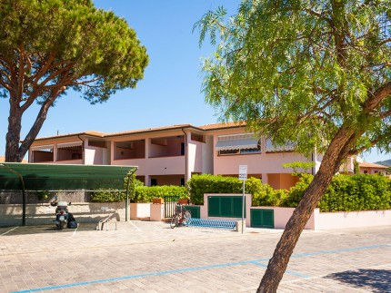 Bilocale Roberta a Marina di Campo, area esterna