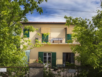 Cannella, holiday apartment in Elba Island, front view