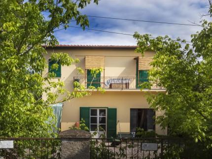 Cannella, Ferienwohnung auf der Insel Elba, Fassade