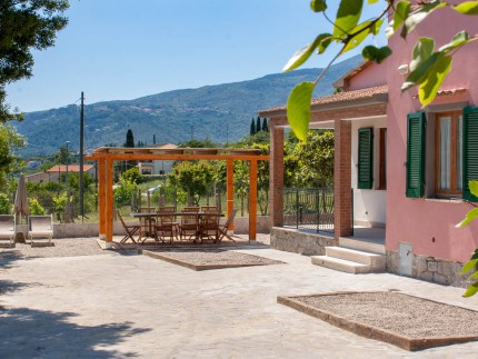 Villetta Luca, holiday home in Elba Island, outdoor area