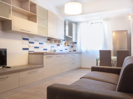 Appartamento Riccardo Marina di Campo soggiorno