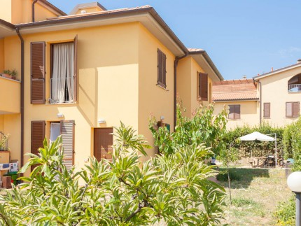 Ginepro, holiday apartment in Elba Island, front view