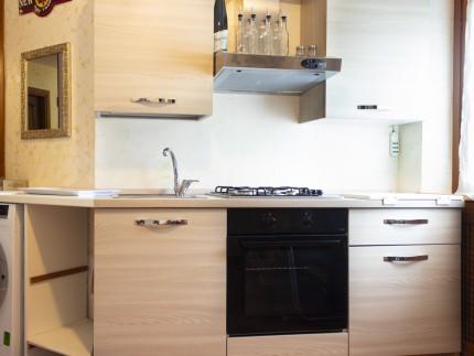 Monolocale Verbena, Isola d'Elba cucina