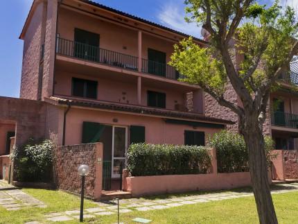 Appartamento Nicco, Marina di Campo ingresso appartamento