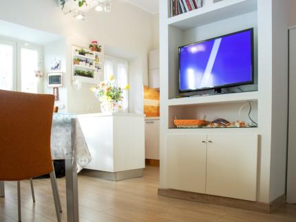 Appartamento Granito San Piero Marina di Campo, soggiorno