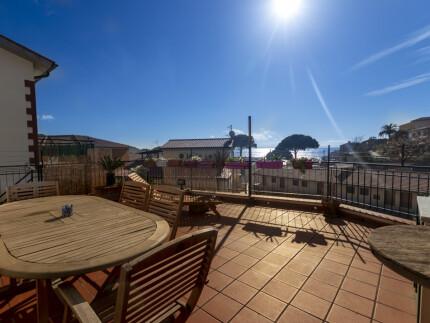 Apartament Nepitella, Secchetto, terrace with sea view,  Elba Island